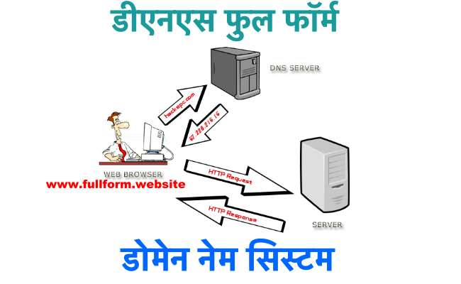 DNS full form in Hindi
